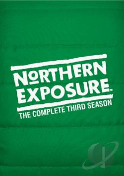 Northern Exposure - The Complete Third Season DVD Cover Art