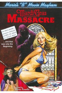 Mardi Gras Massacre DVD Cover Art