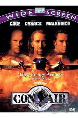 Con Air DVD Cover Art
