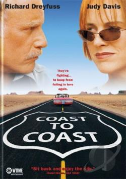 Coast To Coast DVD Cover Art