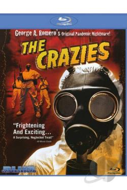 Crazies BRAY Cover Art