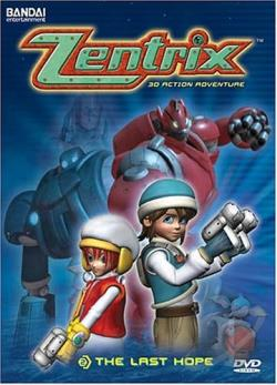 Zentrix - Collection 2 - The Last Hope DVD Cover Art