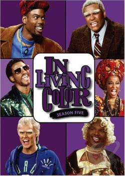 In Living Color - The Complete Fifth Season DVD Cover Art