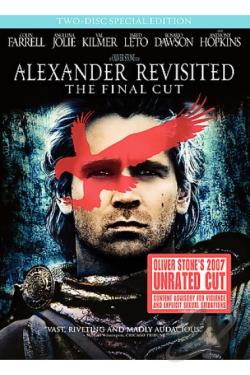 Alexander Revisited: Final Cut DVD Cover Art
