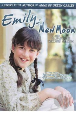 Emily Of New Moon - The Complete Second Season DVD Cover Art