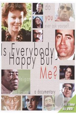 Is Everybody Happy But Me? DVD Cover Art