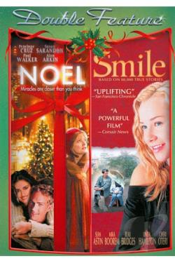 Noel/Smile DVD Cover Art