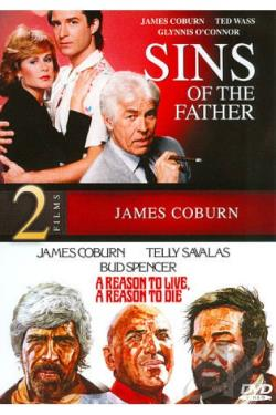 Sins of the Father/A Reason to Live, a Reason to Die DVD Cover Art