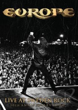 Europe – Live at Sweden Rock: 30th Anniversary Show (DVD)