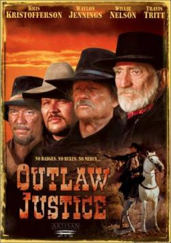 Outlaw Justice DVD Cover Art