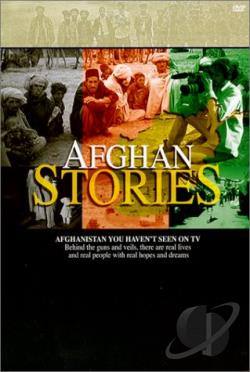 Afghan Stories DVD Cover Art