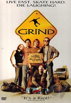 Grind DVD Cover Art