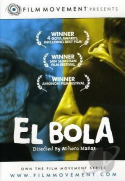 Bola DVD Cover Art