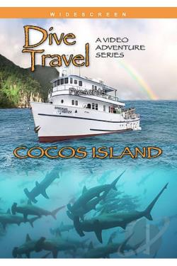 Dive Travel Cocos Island DVD Cover Art