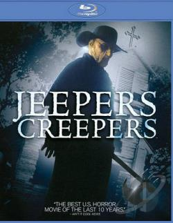 Jeepers Creepers BRAY Cover Art