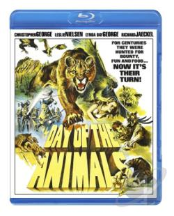 Day of the Animals BRAY Cover Art