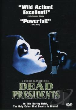 Dead Presidents DVD Cover Art