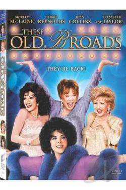 These Old Broads DVD Cover Art