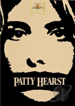 Patty Hearst DVD Cover Art