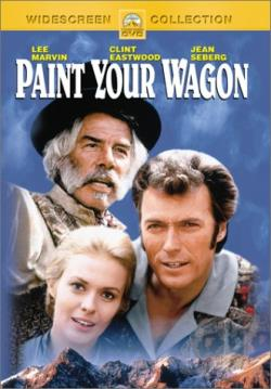 Paint Your Wagon DVD Cover Art