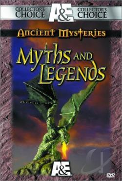 Ancient Mysteries - Myths and Legends DVD Cover Art