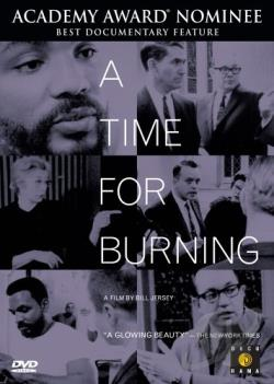 Time For Burning DVD Cover Art