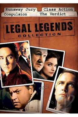 Legal Legends Collection - Box Set DVD Cover Art