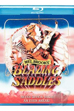 Blazing Saddles BRAY Cover Art