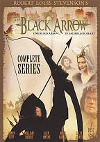Black Arrow - Complete Series DVD Cover Art