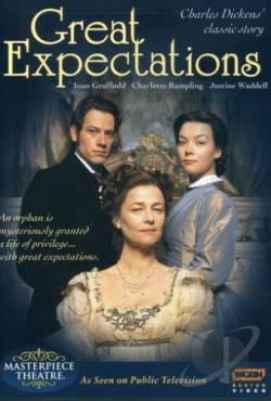 Great Expectations DVD Cover Art