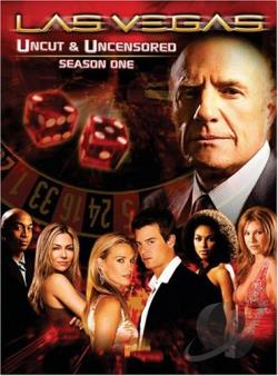 Vegas - Season 1 DVD Cover Art