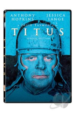 Titus DVD Cover Art