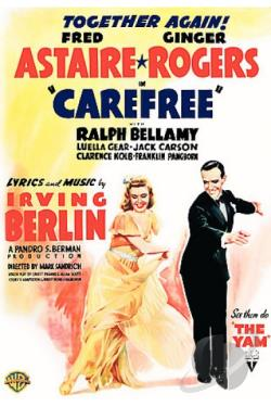 Carefree DVD Cover Art
