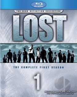 Lost - The Complete First Season BRAY Cover Art