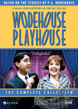 Wodehouse Playhouse - The Complete Collection DVD Cover Art