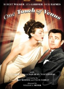 One Touch of Venus DVD Cover Art