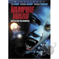 Vampire Wars DVD Cover Art
