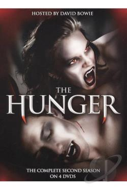 Hunger - The Complete Second Season DVD Cover Art
