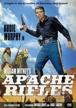 Apache Rifles DVD Cover Art