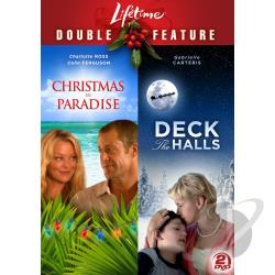Lifetime Holiday Favorites: Christmas in Paradise/Deck the Halls DVD Cover Art