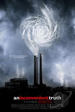 Inconvenient Truth DVD Cover Art