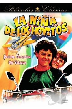 Nina De Los Hoyitos DVD Cover Art