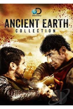 Ancient Earth Collection DVD Cover Art