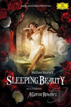 Matthew Bourne's Sleeping Beauty: A Gothic Romance DVD Cover Art