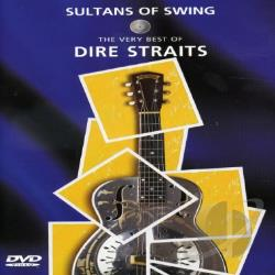 Sultans Of Swing: Best Of DVD Cover Art