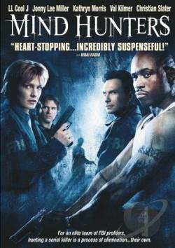 Mindhunters DVD Cover Art