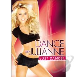 Dance W/Julianne:Justdanc DVD Cover Art