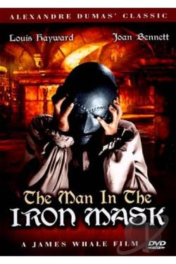 Classic Tales For Children - The Man In The Iron Mask DVD Cover Art