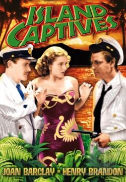 Island Captives DVD Cover Art
