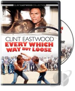 Every Which Way But Loose DVD Cover Art
